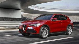 Alfa Romeo Stelvio e le 5 stelle NCAP