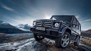 Due modelli speciali per Mercedes-Benz Classe G